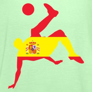 Spain soccer UK - Women's Tank Top by Bella
