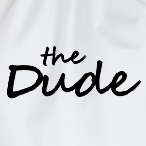 The Dude T-Shirts - Turnbeutel