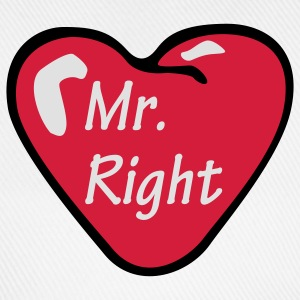Mr Right T-Shirts - Baseball Cap