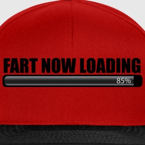 Fart now loading T-shirts - Snapback cap