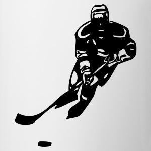 Hockey player - Mug