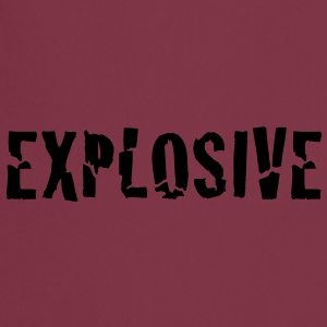 Explosive T-Shirts - Cooking Apron