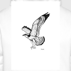 Bird of Prey T-Shirts - Men's Premium Hoodie