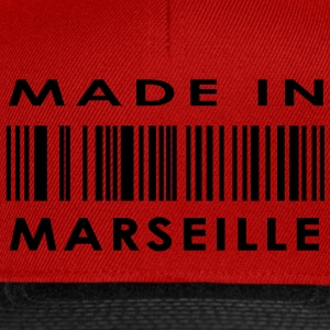 Marseille  T-shirts - Casquette snapback