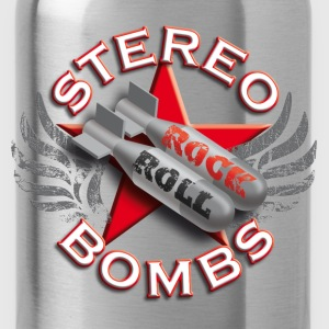 stereo_bombs_092011 T-Shirts - Trinkflasche
