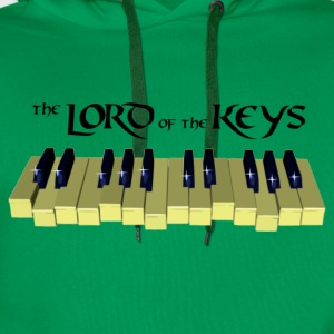 the Lord of the Keys 10 T-Shirts - Männer Premium Hoodie