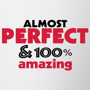 perfect and amazing (2c) T-Shirts - Mug