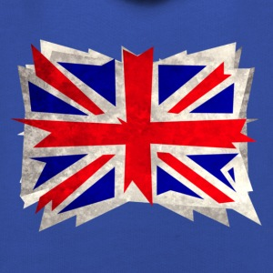 rough union jack - Kids' Premium Hoodie