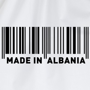 MADE IN ALBANIA T-shirts - Gymnastikpåse
