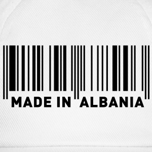 MADE IN ALBANIA T-shirts - Basebollkeps