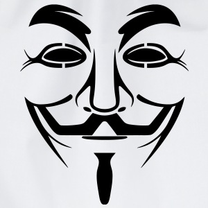 [IT] Anonymous T-shirt - Sacca sportiva