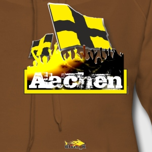 aachen all4one T-Shirts - Frauen Premium Hoodie