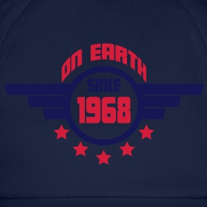 1968_on_earth Camisetas - Gorra béisbol