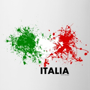 Flag Italy T-shirt - Tazza