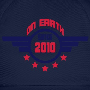 2010_on_earth Camisetas - Gorra béisbol
