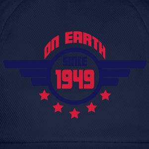 1949_on_earth Camisetas - Gorra béisbol