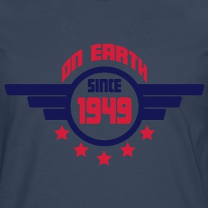 1949_on_earth Camisetas - Camiseta de manga larga premium hombre