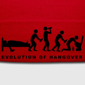 evolution_of_hangover T-shirts - Wintermuts