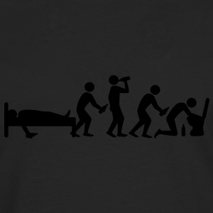 hangover_evolution Tee shirts - T-shirt manches longues Premium Homme