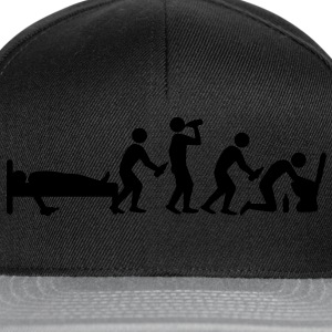 hangover_evolution Tee shirts - Casquette snapback