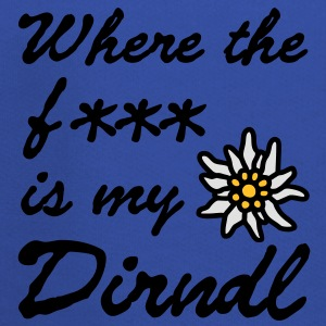 Where the f*** is my dirndl T-Shirts - Kinder Premium Hoodie