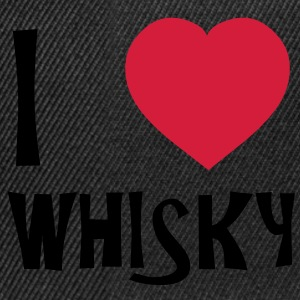 I Love Whisky T-shirts - Snapbackkeps
