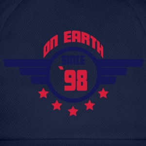 98_on_earth Camisetas - Gorra béisbol