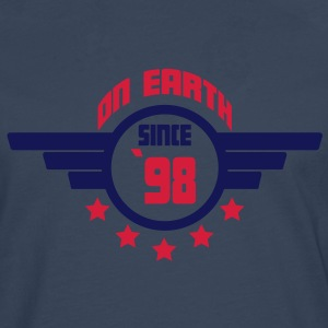 98_on_earth Camisetas - Camiseta de manga larga premium hombre