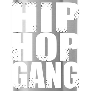 hip hop gang T-shirt - Borraccia