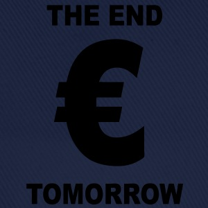 the_end_euro Tee shirts - Casquette classique