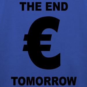 the_end_euro Tee shirts - Pull à capuche Premium Enfant