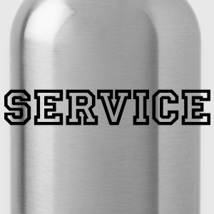 Service T-Shirts - Drinkfles