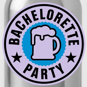 Bachelorette Party | Beer | Bier T-Shirts - Water Bottle