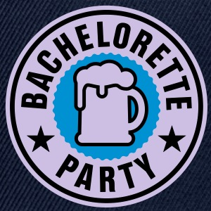 Bachelorette Party | Beer | Bier T-Shirts - Snapback Cap
