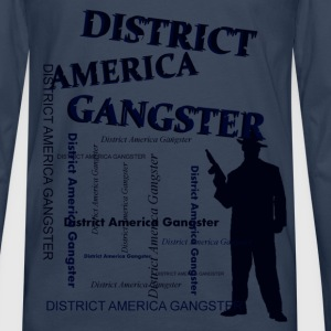 district america gangster T-Shirts - Männer Premium Langarmshirt
