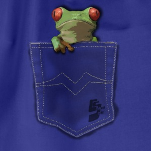 pocket grenouille by customstyle Tee shirts - Sac de sport léger