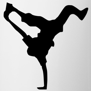 breakdance dance music hiphop T-Shirts - Mug