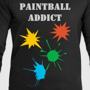 paintball addict design Tee shirts - Sweat-shirt Homme Stanley & Stella