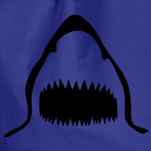 haj sharkdesign T-shirts - Sportstaske