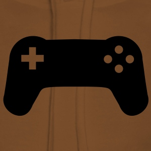 Controller console gamer player T-Shirts - Women's Premium Hoodie