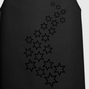 Stars - Christmas T-Shirts - Cooking Apron