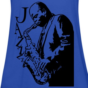 Saxophone player - Women's Tank Top by Bella