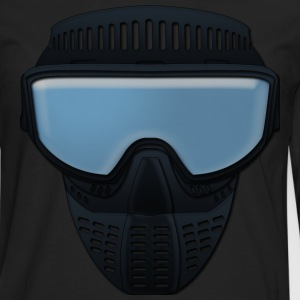 paintball mask T-Shirts - Men's Premium Longsleeve Shirt