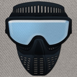 paintball maske T-shirts - Snapback Cap