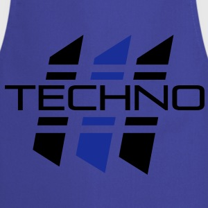 techno_03 T-Shirts - Cooking Apron