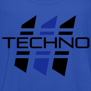 techno_03 T-Shirts - Women's Tank Top by Bella