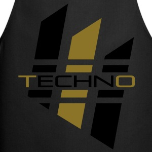 Techno_01 T-Shirts - Cooking Apron