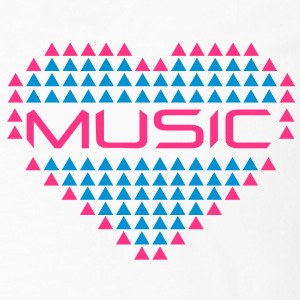 love_music_001 T-Shirts - Men's Premium Longsleeve Shirt