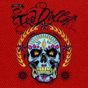 Ted Dollar Skull Tee shirts - Casquette snapback