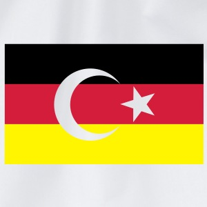 Germany Turkey T-Shirts - Turnbeutel
